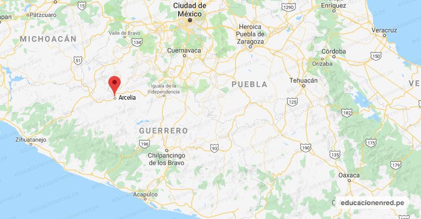 Temblor en México de Magnitud 4.1 (Hoy Sábado 30 Mayo 2020) Sismo - Epicentro - Arcelia - Guerrero - GRO. - SSN - www.ssn.unam.mx