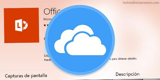 Cómo utilizar Office Lens en OneDrive