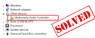 Multimedia Audio Controller Drivers