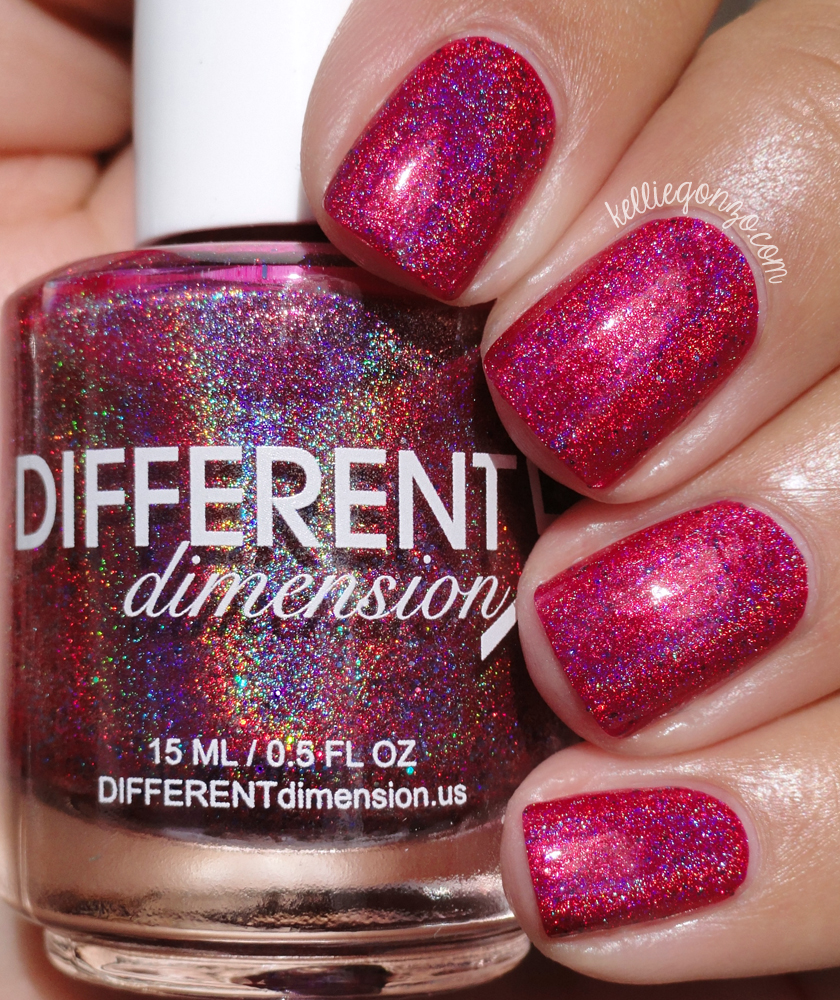 Different Dimension Montego Red