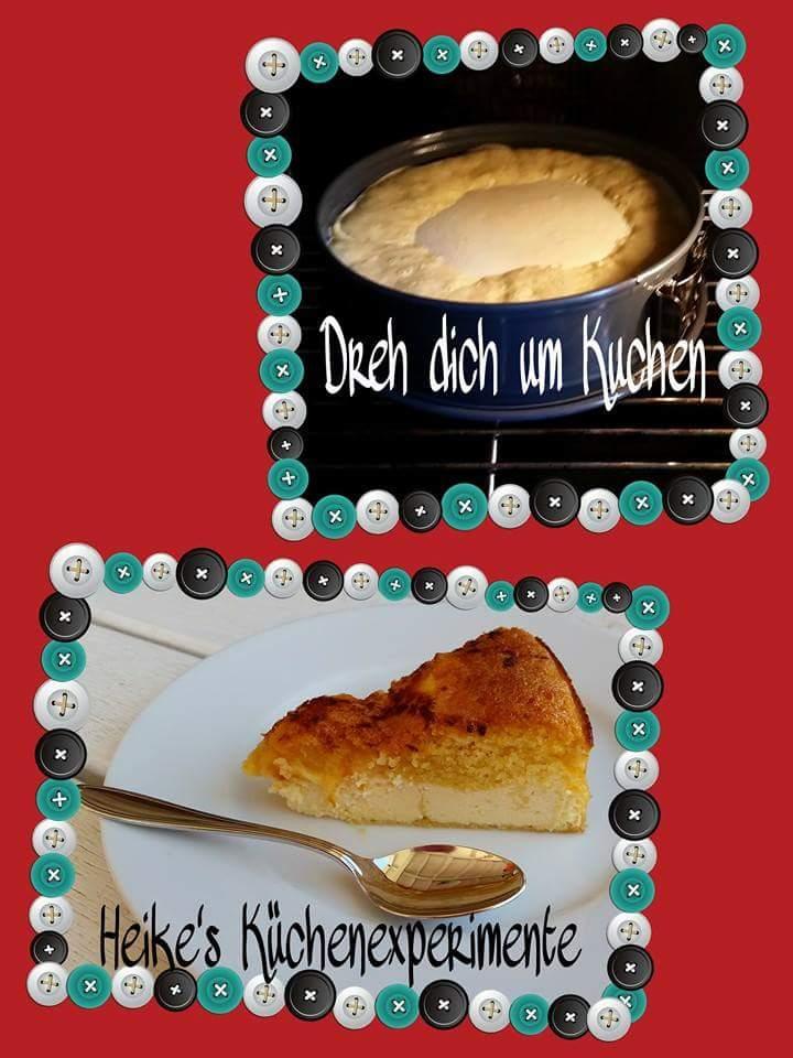 Heike S Kuchenexperimente Dreh Dich Um Kuchen