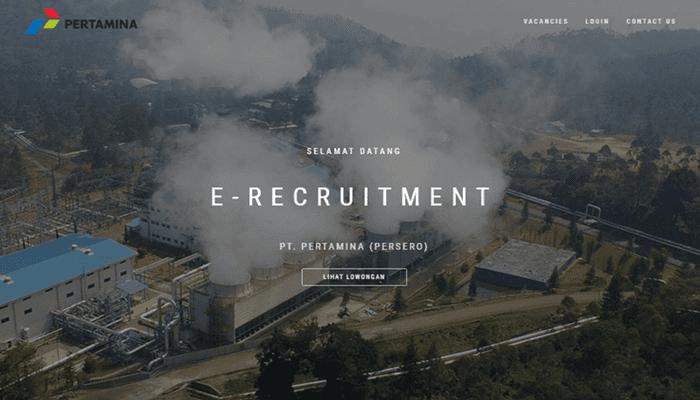 Lowongan Kerja E-Recruitment PT Pertamina (Persero) 70 Posisi Pegawai Tetap & Kontrak Terbaru Agustus 2018