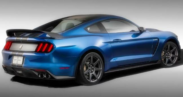 2019 Shelby GT500 Specs and Price
