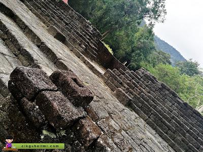 Candi Bukit Batu Pahat di Candi Lembah Bujang