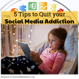 5 Tips to Quit Your Social Media Addiction