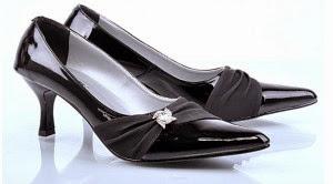 model sepatu pantofel wanita