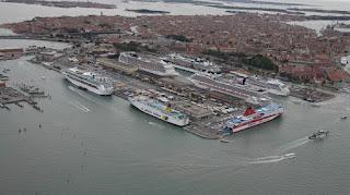 Porti e imprese del golfo di Venezia nella Obor