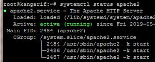 Cara Install Apache di VPS Debian 9