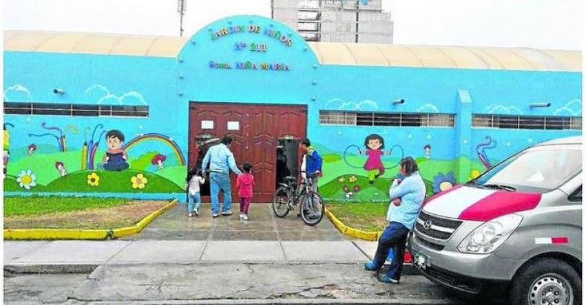 Suspenden clases en jardín de niños porque docente y auxiliar presentan TBC - Trujillo - GRE La Libertad