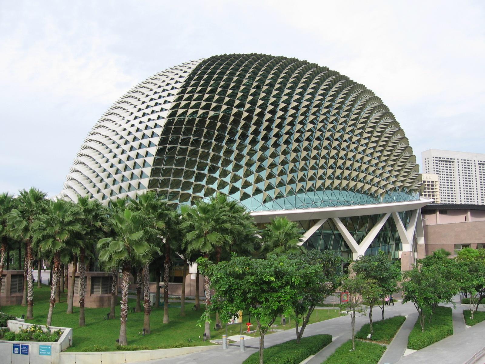 esplanade theatre singapore -#main