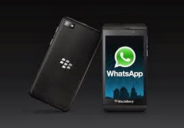 Aplikasi WhatsApp For Blackberry
