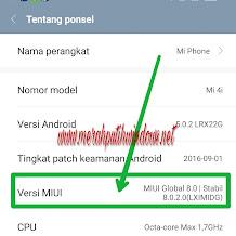 Cara Percepat Efek Transisi di Android Xiaomi
