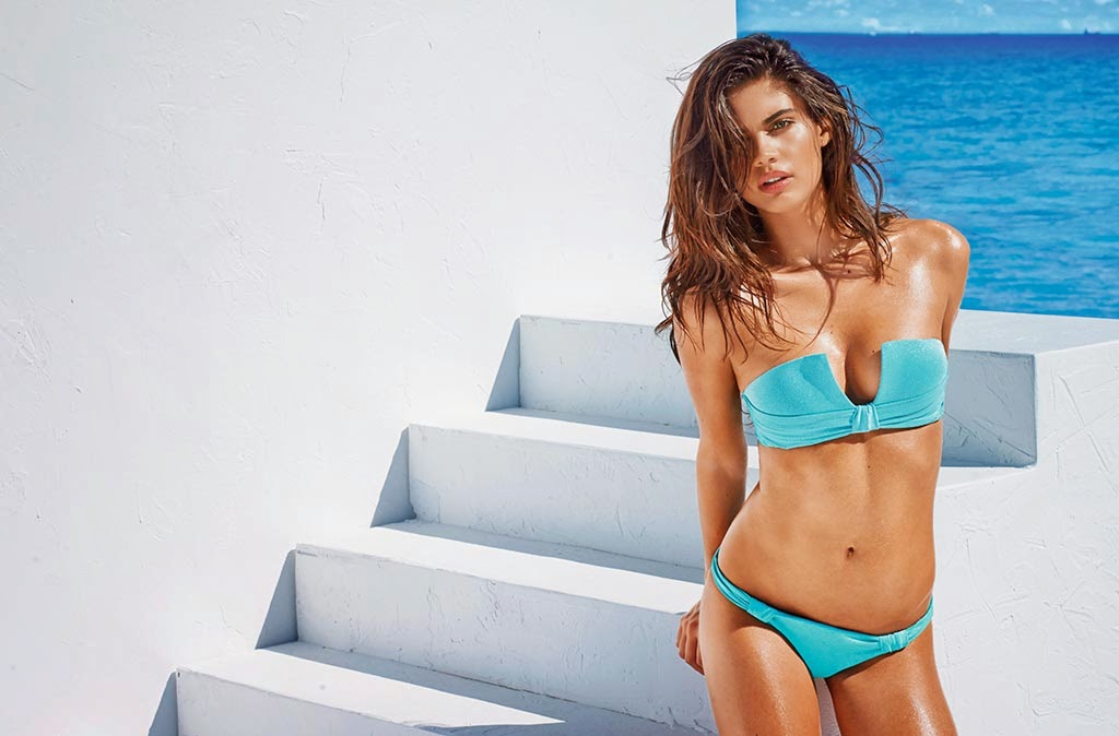 2875cd044c Sara Sampaio For Calzedonia Swimwear Summer 2014.  101713_Calzedonia_Beachwear_Shot_1_022
