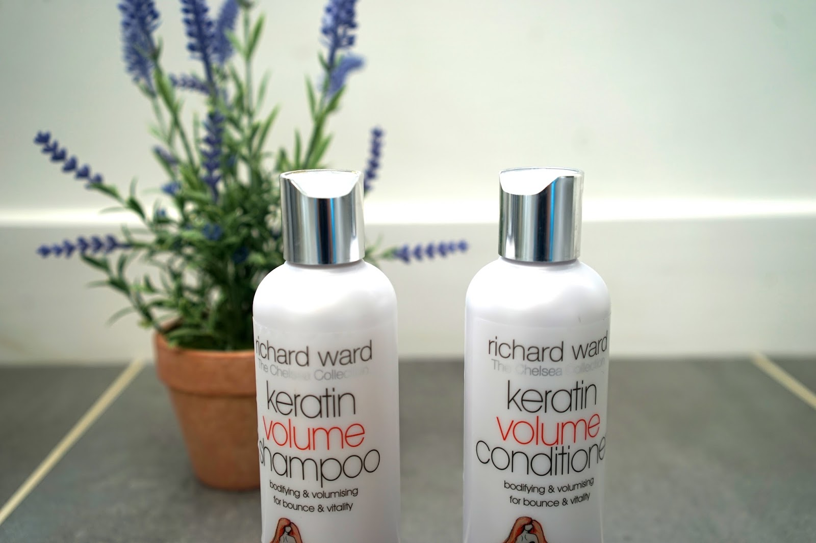richard ward keratin volume shampoo