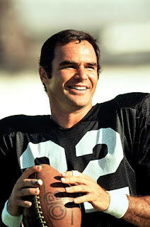 Burt Reynolds Football Player