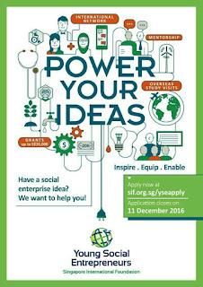 Young Social Entrepreneurs (YSE) 2017