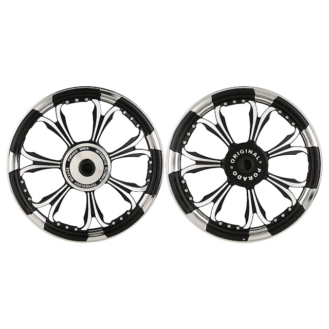 Rado alloy wheels for bullet price