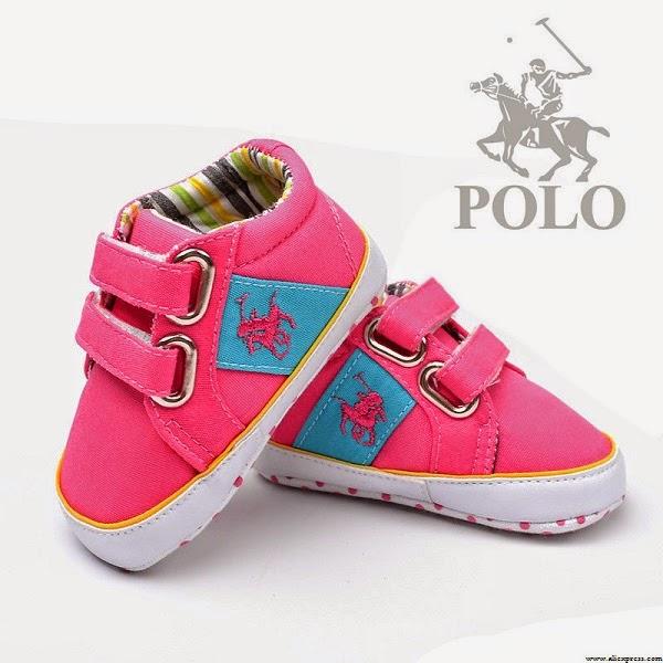 Chaussures POLO bébé fille