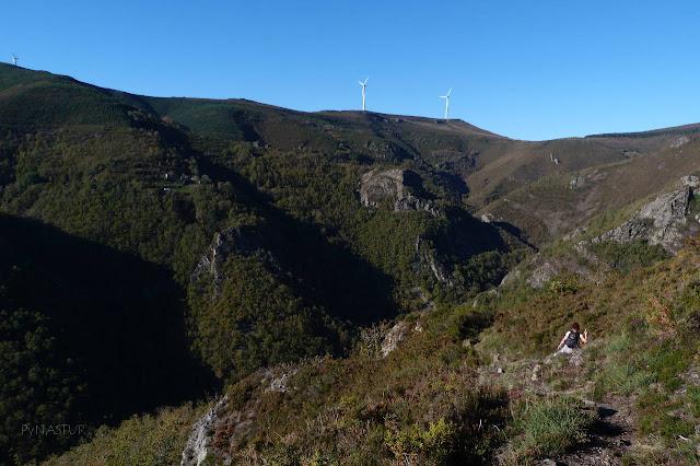 Montes da Bobia - Villaneva de Oscos - Asturias