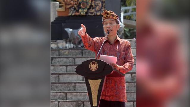 PAN soal Dana Kelurahan Jokowi: Kenapa Baru Jelang Pilpres?