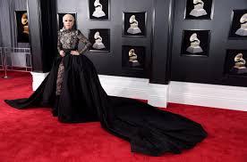 Lady Gaga at Grammy 2018