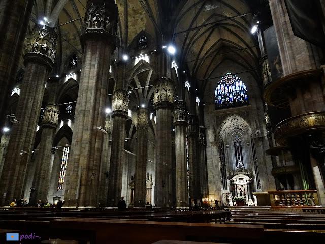 Duomo - Cappella della Madonna dell'albero