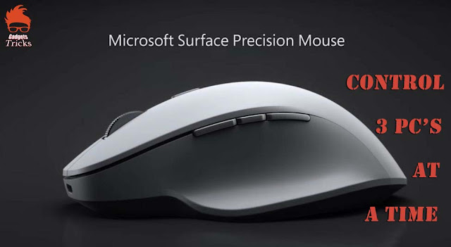 Microsoft Surface Precious Mouse Tin Command Iii Pcs At Same Time