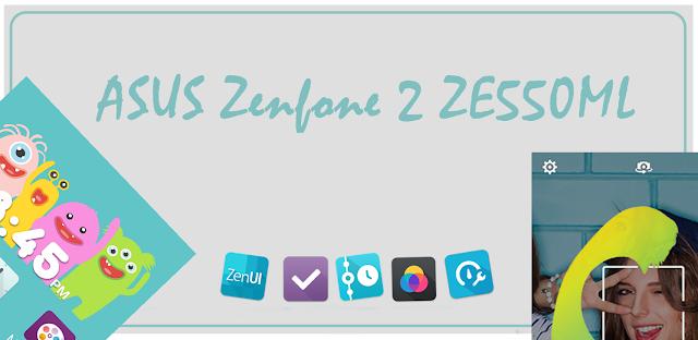 ASUS Zenfone 2 ZE550ML: Notebook dalam Genggaman.