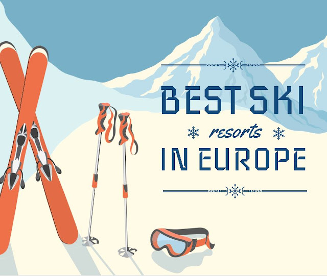 ski resorts in Europe , best europe destination