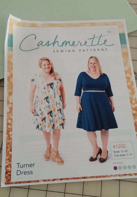 Celtic Wedding Dress Patterns To Sew 18 Spectacular  Cashmerette Turner dress