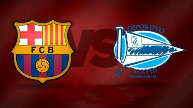 Barcelona vs Alaves Full Match & Highlights 28 January 2018