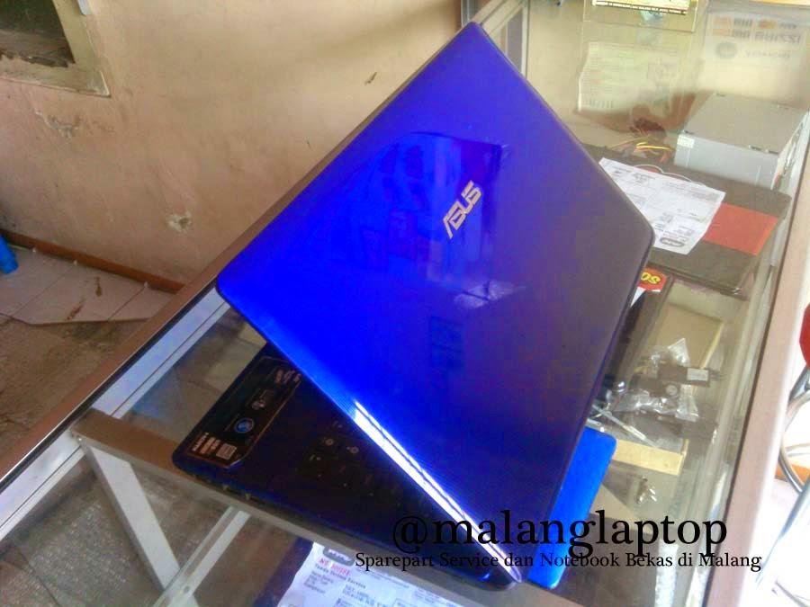 Laptop Game Asus A43SJ Second Malang