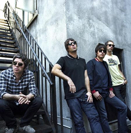 Oasis Oasis Band 1995