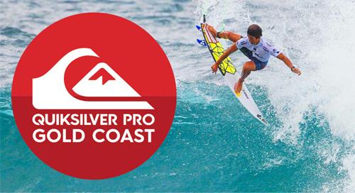 ccb9278458d01 A empresa também patrocina importantes torneios de surfe como o Quiksilver  Pro Gold Coast