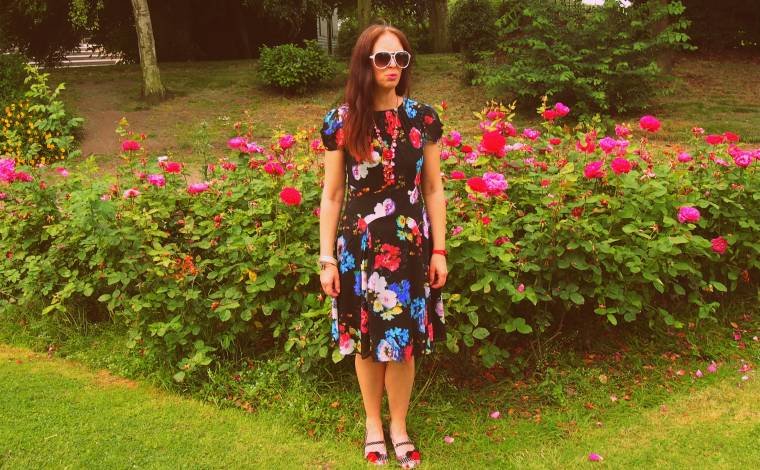 Kaliko Dress Review