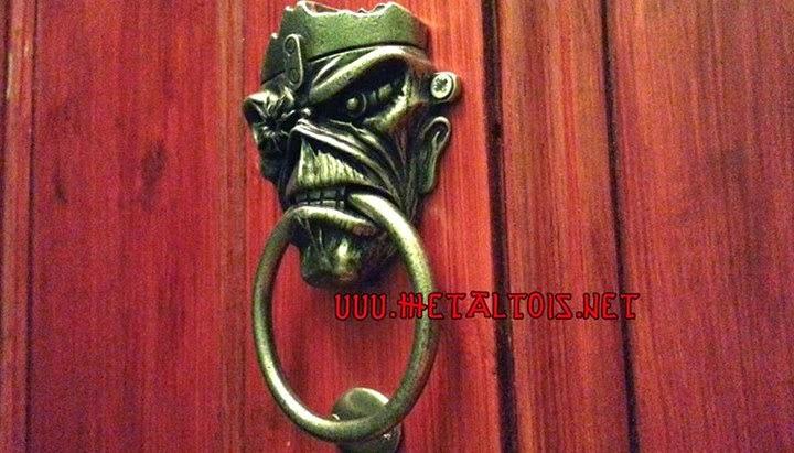 Metal Toys Eddie Batedor De Porta 7th Son