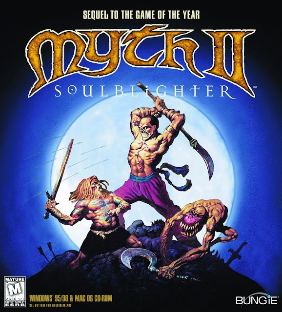 Myth 2 Soulblighter Full PC Game Free Download