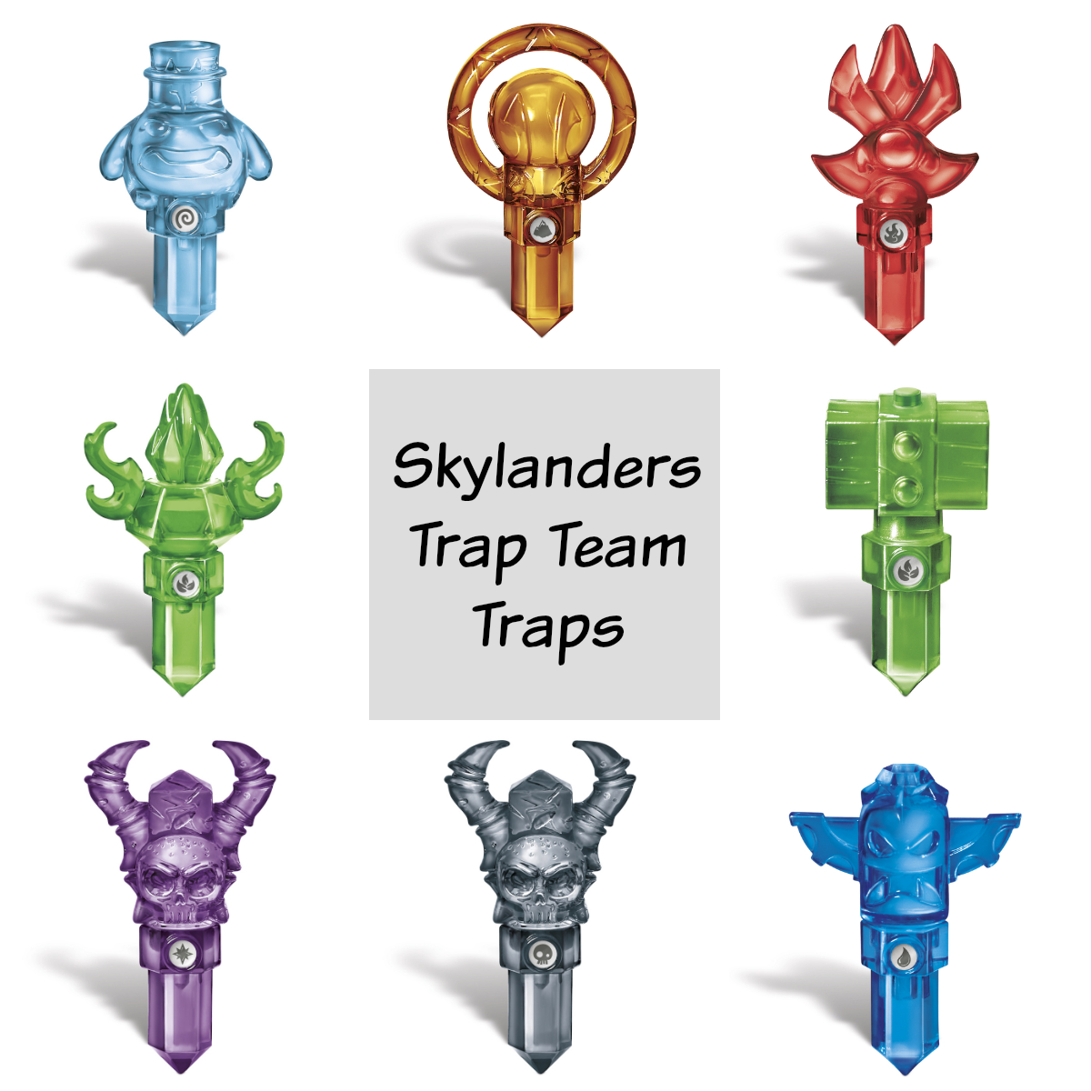 Skylanders Trap Team Video Game | AnnMarie John