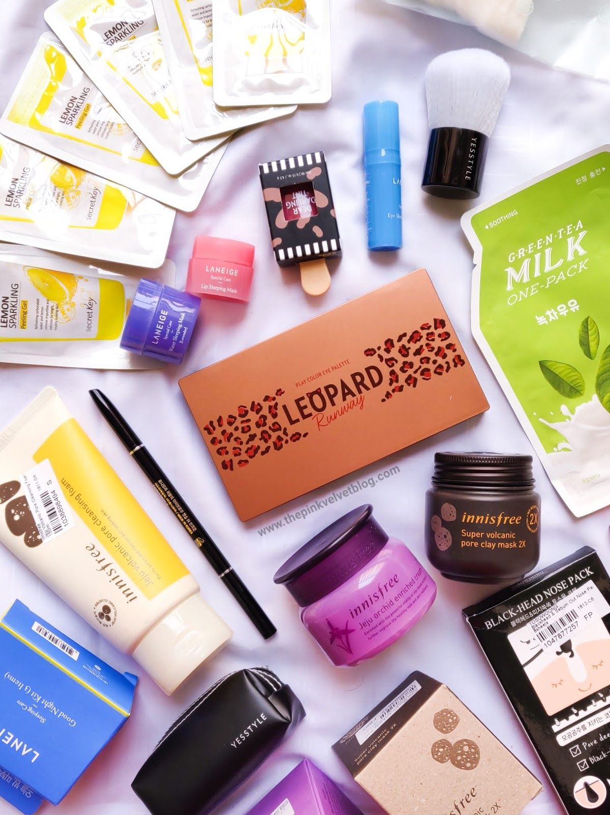 YesStyle Shopping Haul and Experience | Korean Beauty Cosmetics from YesStyle