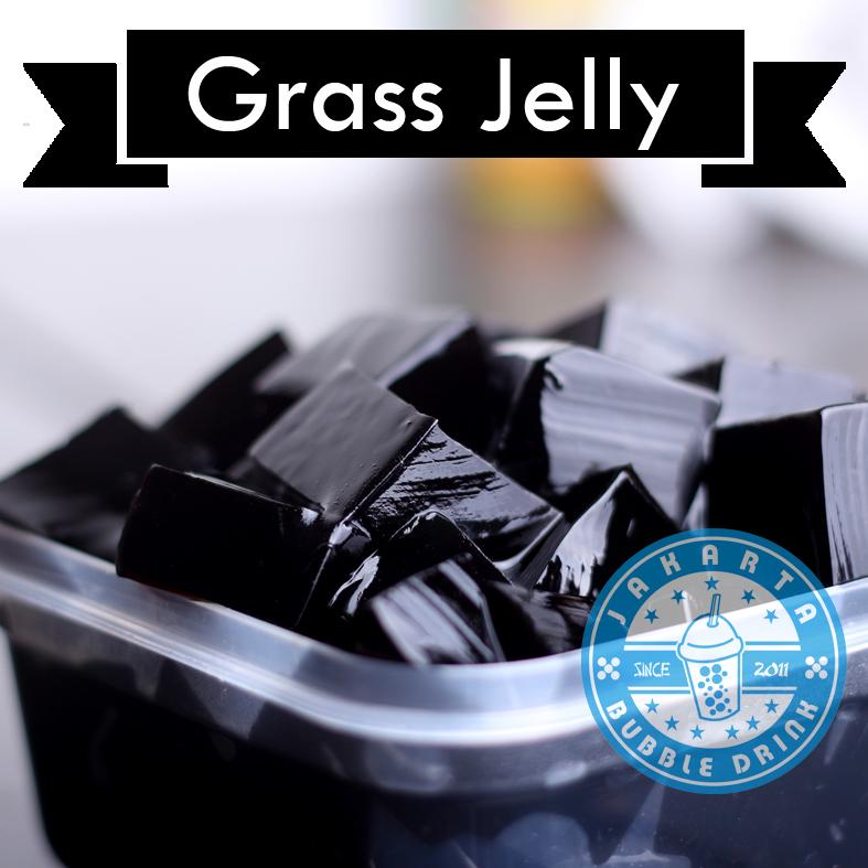 Jual Grass Jelly Powder