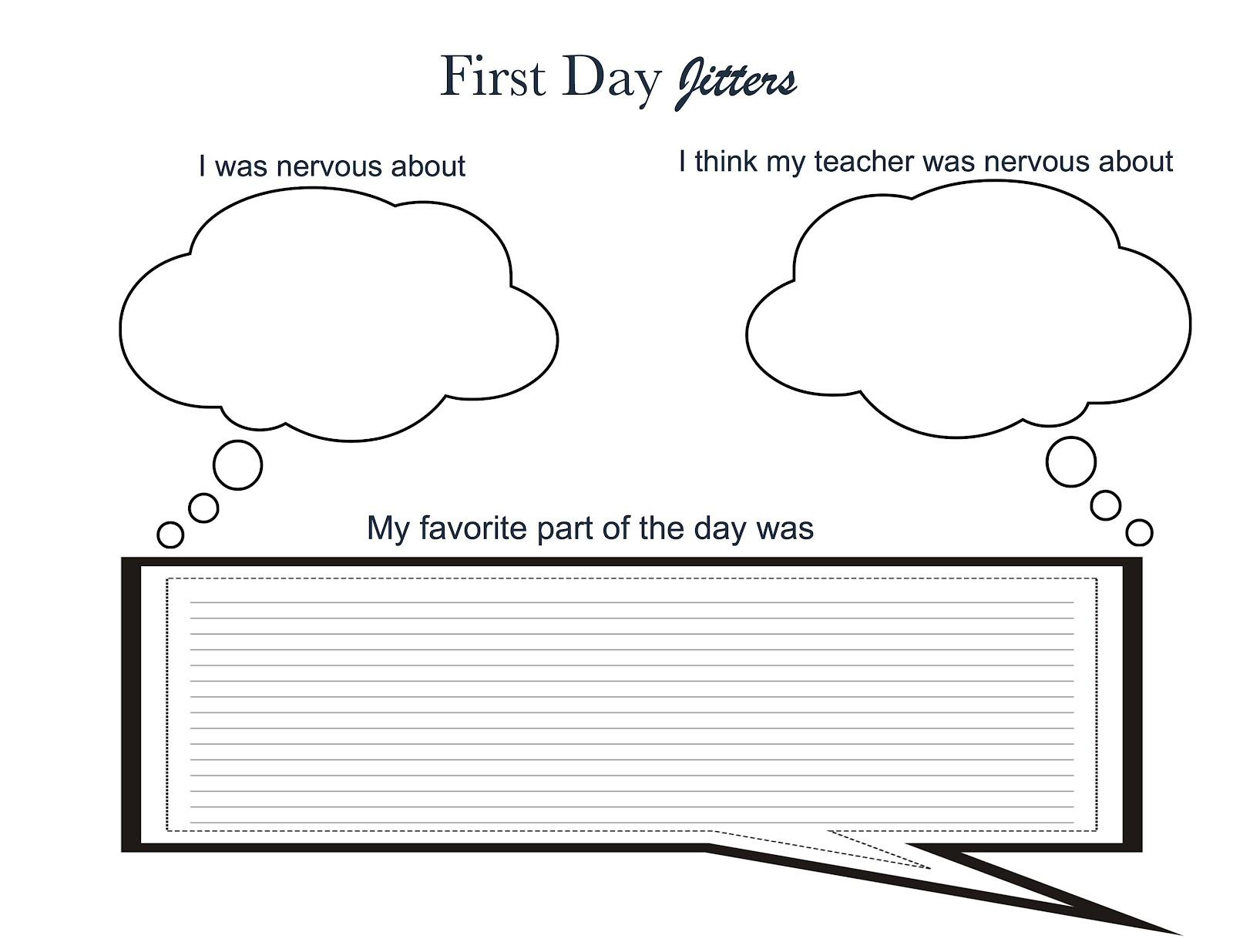 Teacher Talk August