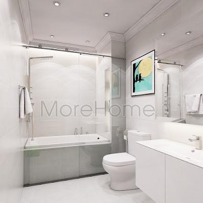 Phong thủy phòng tắm - Những điều lý thú