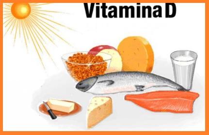 alimentos con mas vitamina D