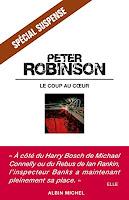 Le coup au cœur - Peter Robinson