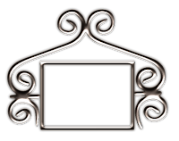 Plaquinha cute metalizada - Criação Blog PNG-Free