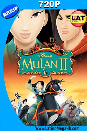Mulan 2 (2004) Latino HD 720p ()