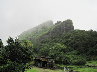 Lohagad Fort View