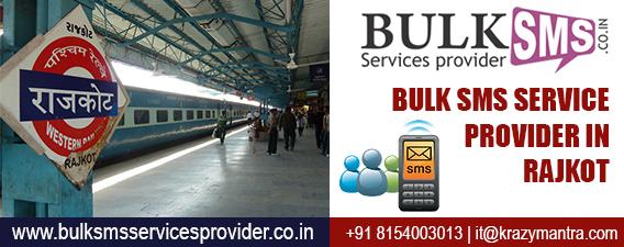 Bulk Sms Service Provider in Rajkot