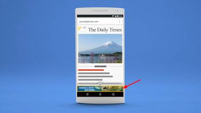 Cara Memasang Sticky Ads Untuk Adsense di Kanan Kiri Blog