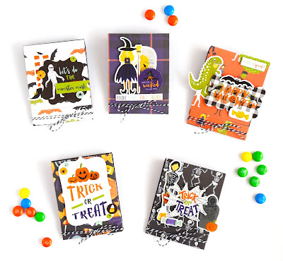 Treat Bags - Echo Park Hocus Pocus Collection